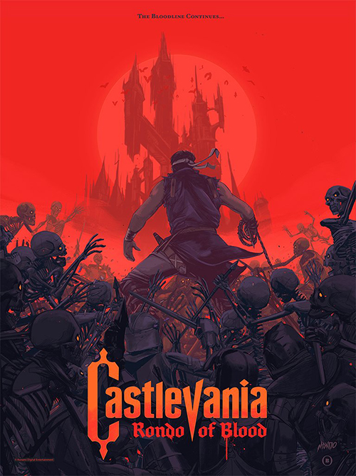 Castlevania Dracula X: Rondo of Blood