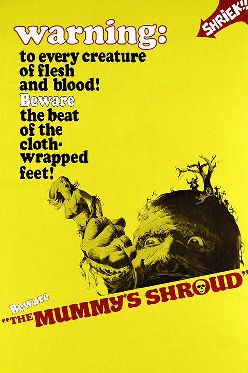 The Mummy's Shroud