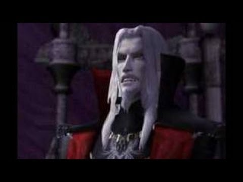 Dracula in Curse of Darkness