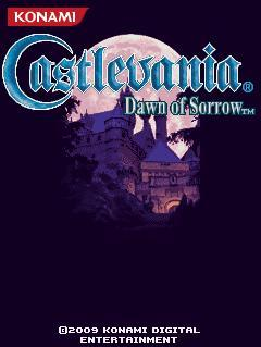Dawn of Sorrow for Cellphones