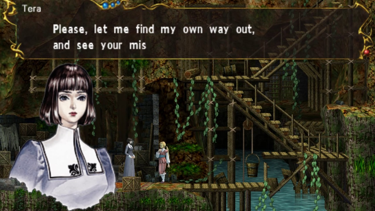 Tera in Dracula X Chronicles