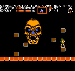 Death in Castlevania III