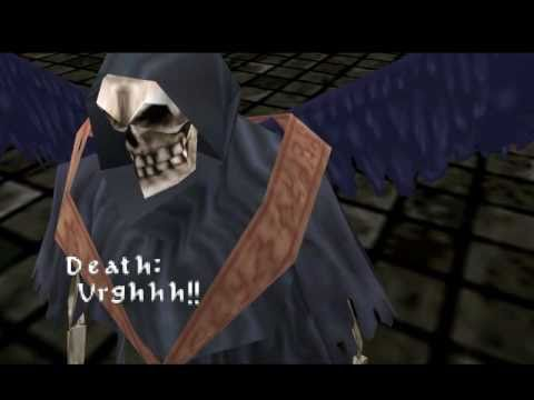 Death in Castlevania 64