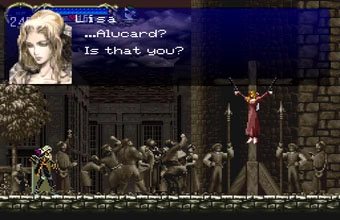 The Lisa Illusion in Symphony of the Night